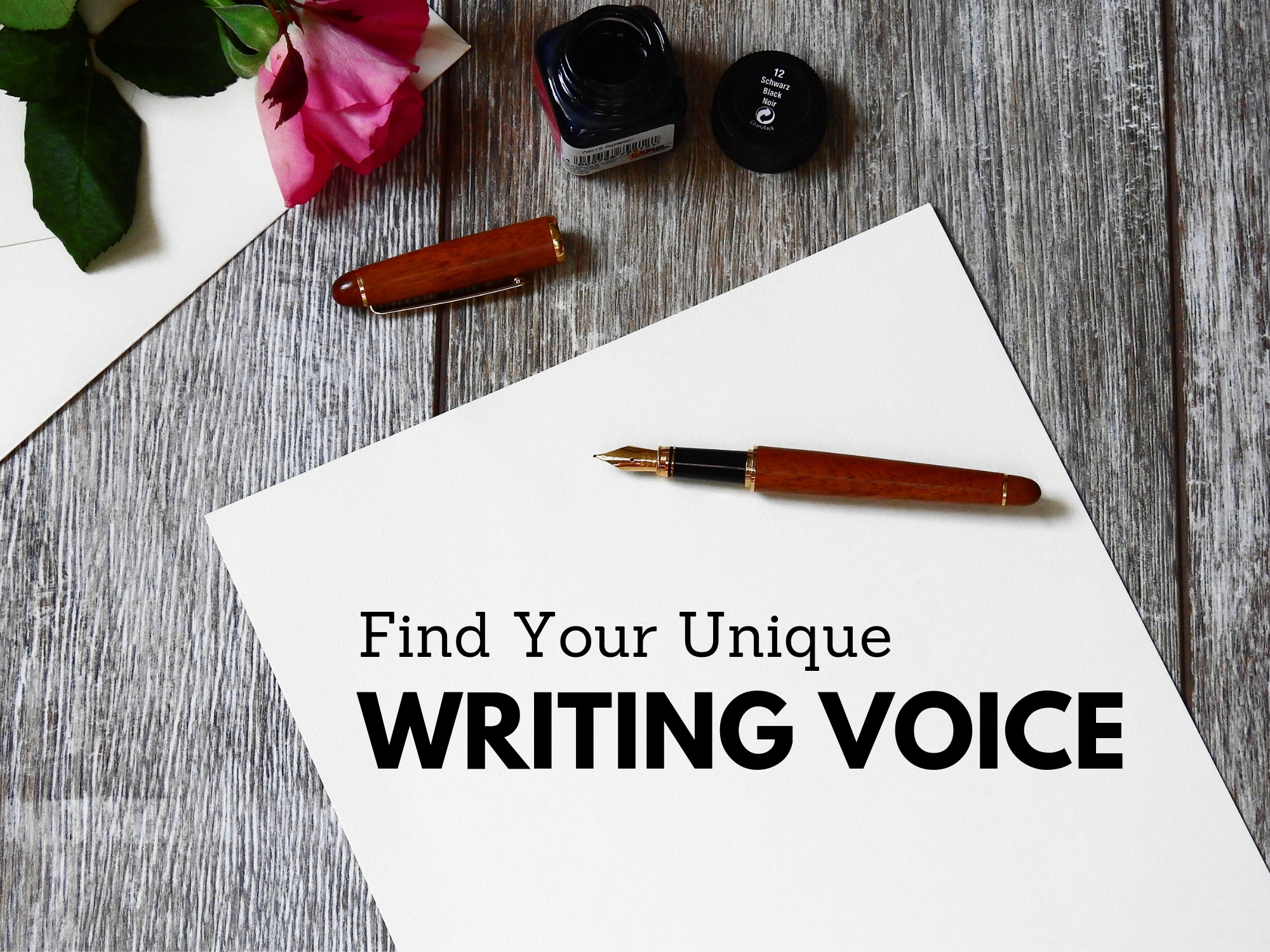 Beginners' Guide to Finding Unique writing Voice