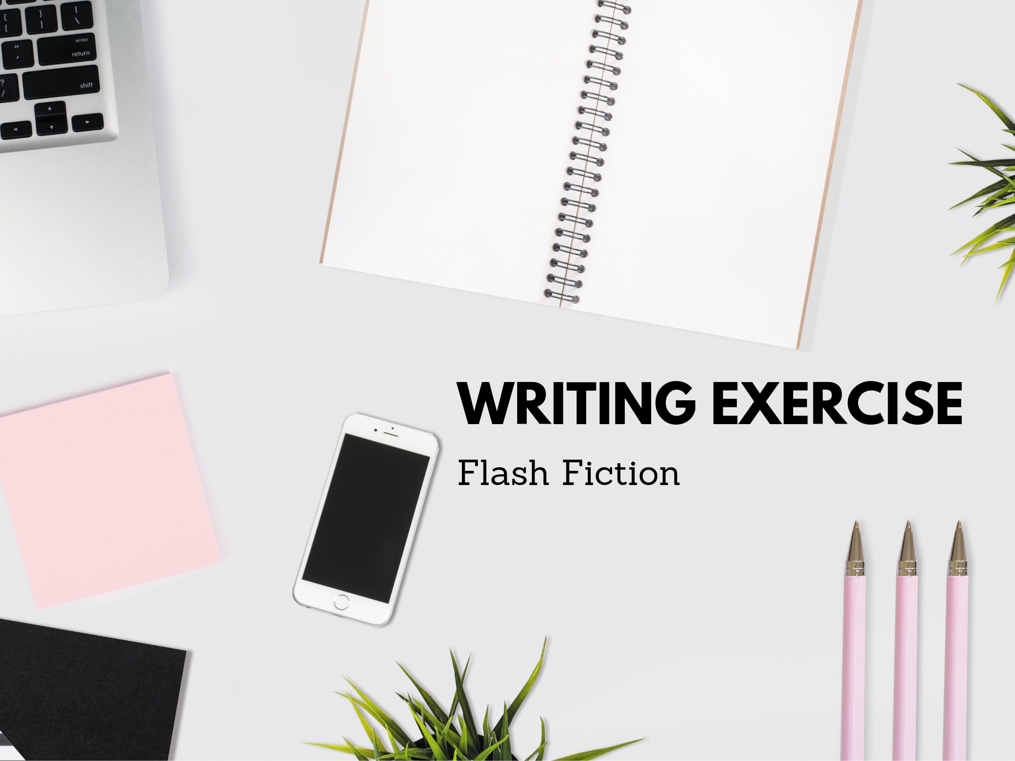Writing exercise Poetry Month Prompt