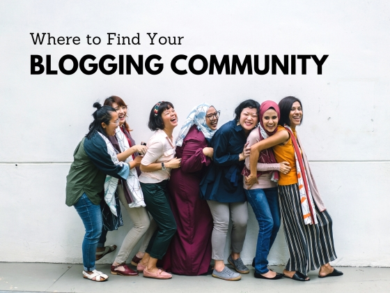 Where to find your blogging community