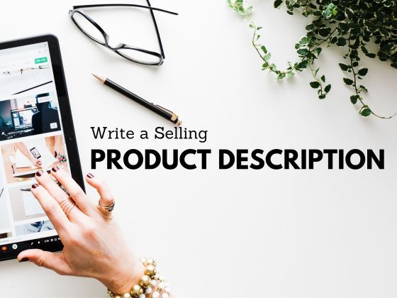 Simple Rule to Write a Selling Product Description