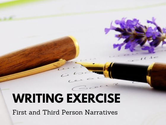 Writing Exercise, Prompt