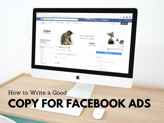 Copy for Facebook Ads