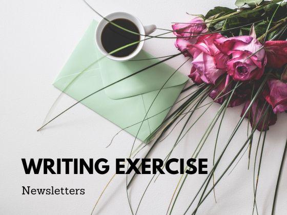 Writing Exercise 6